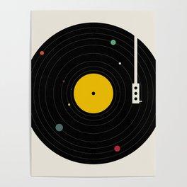 Music, Everywhere Poster