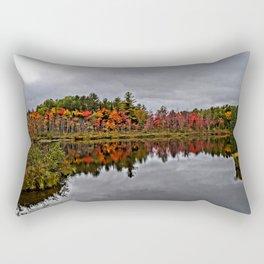Fall in Ontario Rectangular Pillow