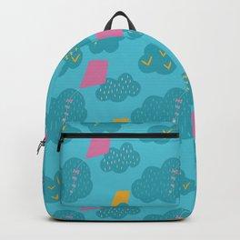 kites - blue Backpack