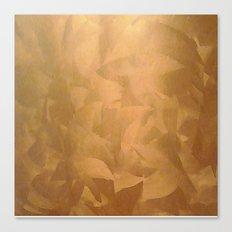 Beautiful Copper Metal - Corporate Art - Hospitality Art - Modern Art Canvas Print