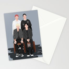 WINNER Stationery Cards