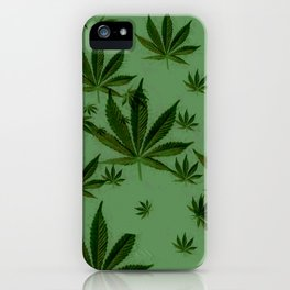 Higher and Higher iPhone Case