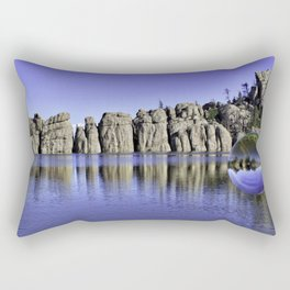 Sylvan Lake Magic Sphere Rectangular Pillow