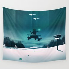 Lucky You Wall Tapestry