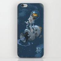 Astro Zodiac Force 11:  Dog iPhone & iPod Skin