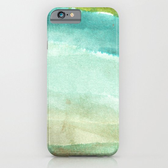 watercolor abstract painting_2 iPhone & iPod Case