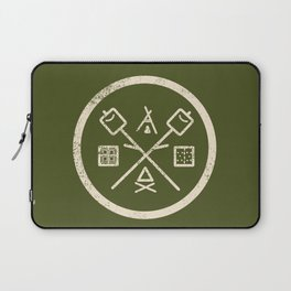 S'mores Society Laptop Sleeve