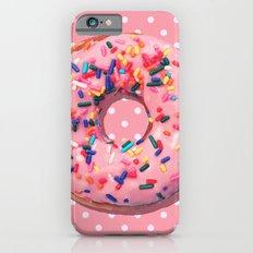 Pink Donut Slim Case iPhone 6s