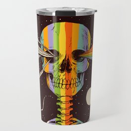 Dark Side of Existence Travel Mug
