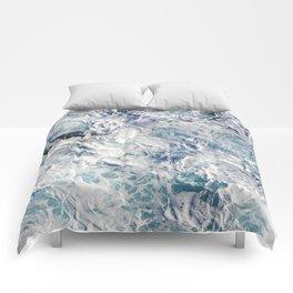 Seafoam Pacific Comforters