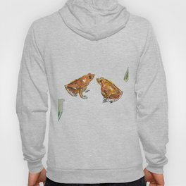 Let's frog about it! Hoody