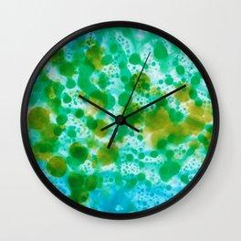 Abstract No. 575 Wall Clock
