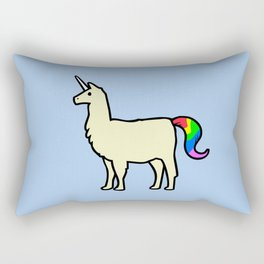Llamacorn Rectangular Pillow