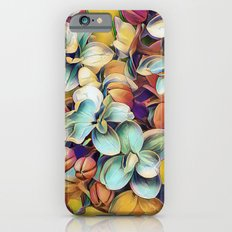 Painted Lilacs Slim Case iPhone 6s