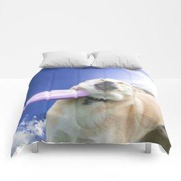 Frisbee Dog Comforters