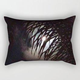 Moon Frond Rectangular Pillow