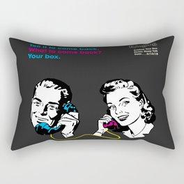 Your Box Rectangular Pillow