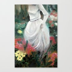 Girl #2 Canvas Print