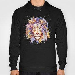 Lion Head Hoody