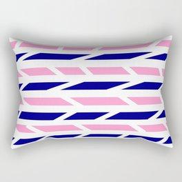 Mariniere marinière variation IX Rectangular Pillow