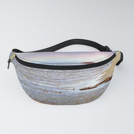 Sunset At The Beach - Tod's Point Fanny Pack