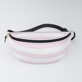 Simply Striped in Desert Rose Pink Fanny Pack