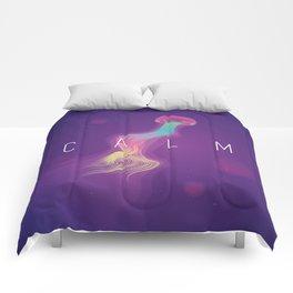 C A L M Comforters