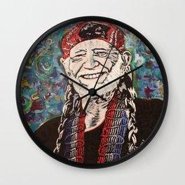 Shotgun Willie Wall Clock