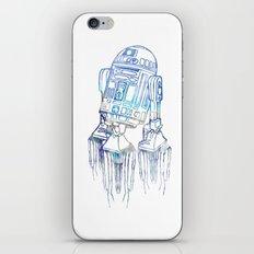 R2D2 Print iPhone & iPod Skin
