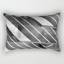 Decisive Moment -Light & Shadow Rectangular Pillow