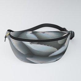 Grey Agave Fanny Pack