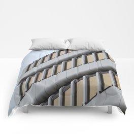 Golden Eye Comforters