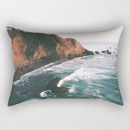Oregon Coast V Rectangular Pillow