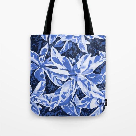 Aloha Blue Tote Bag