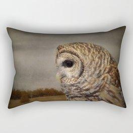 The Surveyor Rectangular Pillow