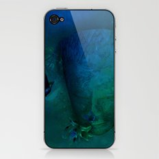 Blissful Abyss of the Muse iPhone & iPod Skin