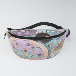 Mind Control Fanny Pack