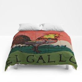 El Gallo Comforters