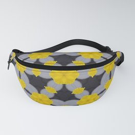 Chains in Yellow Fanny Pack