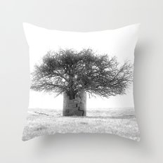 Wellspring Throw Pillow