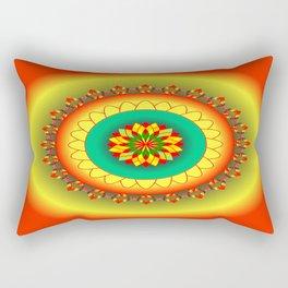 Abundance of All Good Things Rectangular Pillow