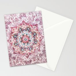 Healing Mandala Stationery Cards