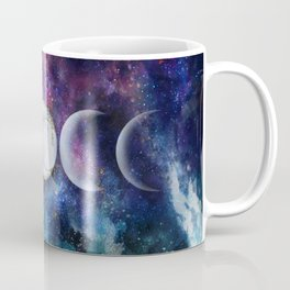 Celestial Ocean Moon Phases | Stay Wild Coffee Mug