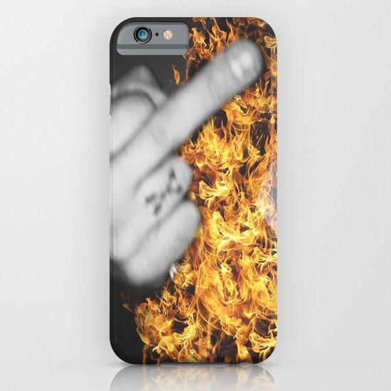 FUCK iPhone & iPod Case