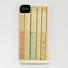 Old Books iPhone (4, 4s) Slim Case
