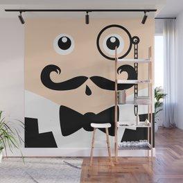The Gentleman Wall Mural