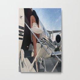 Have a nice trip! Metal Print