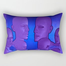 the meeting -2- Rectangular Pillow