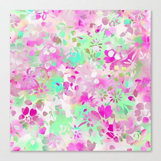 Floral Spirit 4 Canvas Print