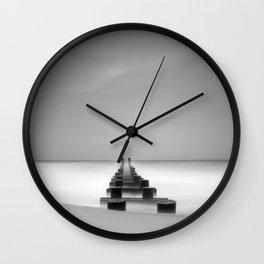 The Way of the World II Wall Clock